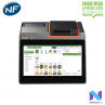 Caisse tactile NF525