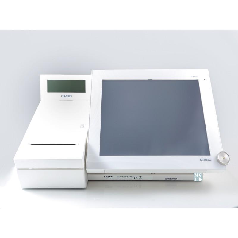 Caisse tactile V-R200 Casio pas cher