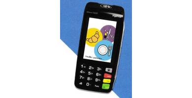 Tpe mobile comme mini caisse enregistreuse aux normes : Mini Commercill